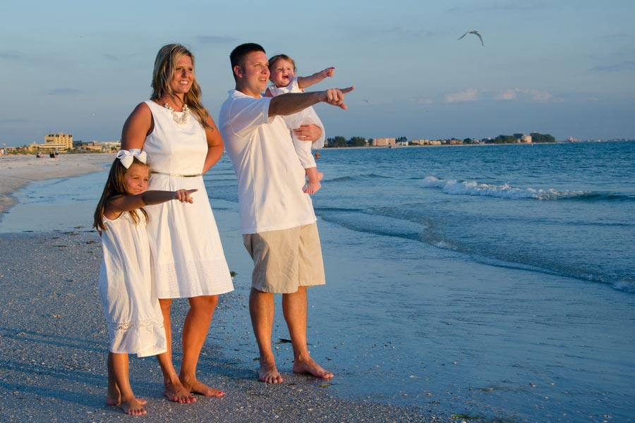 Clearwater St Petersburg Family Photographer