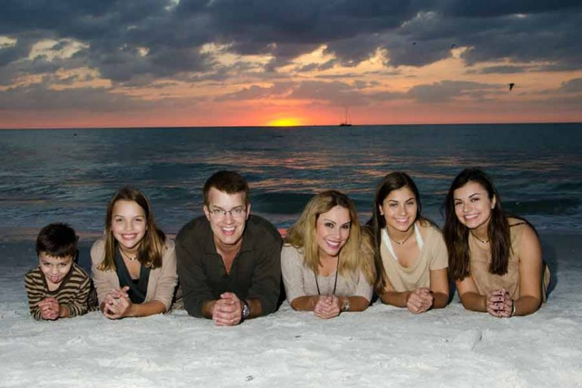 clearwater stpete beach family photographer