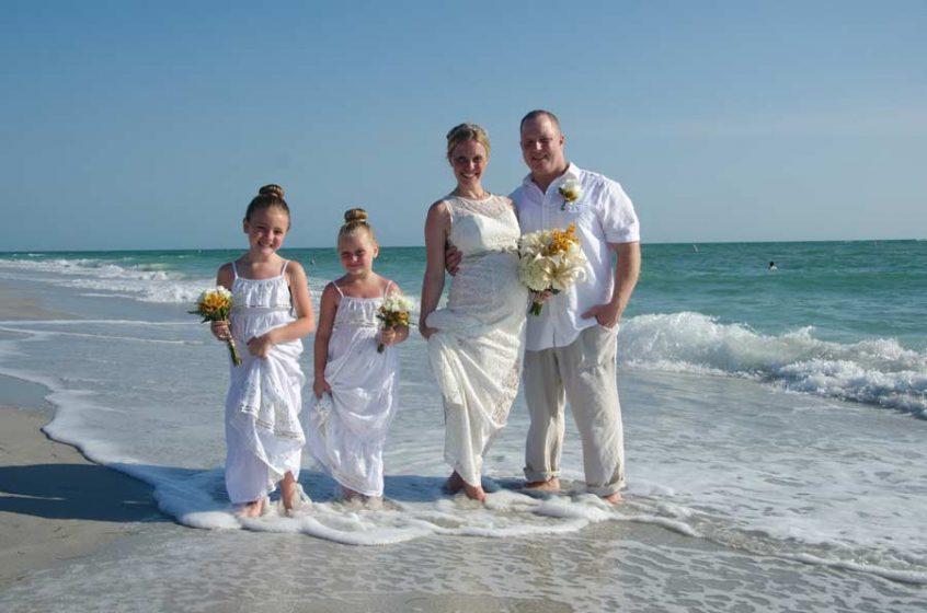Paul R Farmer Wedding Photography Treasure Island FL